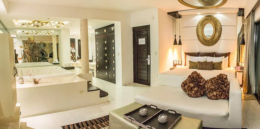 Passion Suite at Desire Cancun